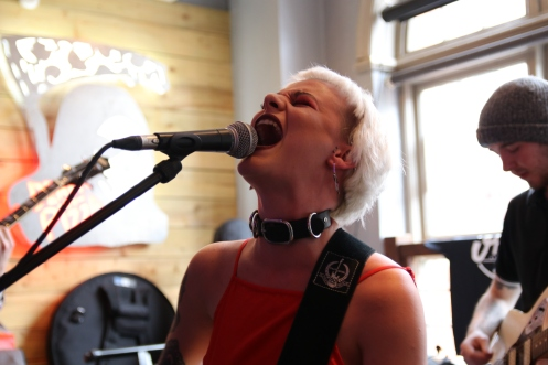Ava Saint @ Suede Bar